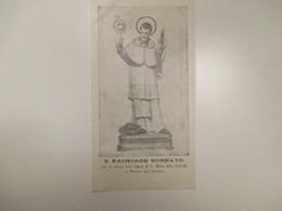 S.RAIMONDO NONNATO Chiesa S.Maria Della Natività Torre Del Greco Napoli - Devotion Images