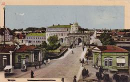Dorpat.Tartu.Bridge.Army Cancel. - Estland