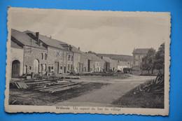 Willerzie 1959, Près De Gedinne: Le Bas Du Village - Gedinne