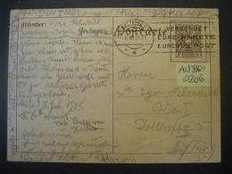 Österreich 1935- Postkarte Gelaufen Von Salzburg Nach Wien N0206 - Cartas