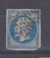 N°14  OBL. PC  3172  Ste LUCIE-DI-TALLANO  (Corse) - 1849-1876: Klassik