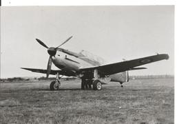 PHOTO AVION MORANE SAULNIER  A IDENTIFIER    15X11CM - Aviación