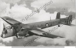 PHOTO AVION  Armstrong Whitworth T4 49 MKII  RETIRAGE 12X8CM - Aviación