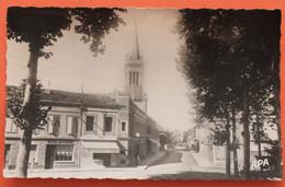 CPSM 31 ....AUTERIVE , Avenue Jean Jaures Dans Les Années 50 - Sonstige Gemeinden