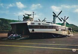 Boulogne - Le Portel, Hovercraft SR N 4, Seaspeed (pk71856) - Hovercrafts