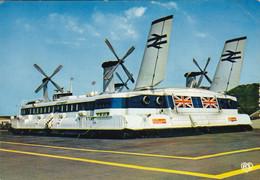 Boulogne - Le Portel, Hovercraft SR N 4, Seaspeed (pk71857) - Hovercrafts