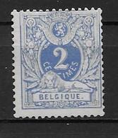 OBP27, Ongebruikt Zonder Gom - 1866-1867 Coat Of Arms