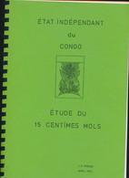 BELGIAN CONGO BELGE LITTERATURE ETUDE DU 15 CEBTIMES MOLS JM FRENAY 1992 - Other