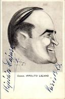 ARTISTE - Comm. IPPOLITO LAZARO - Autographe - Dédicace - Opéra - Opera