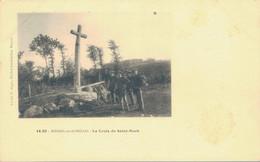 J114 - 38 - MIRIBEL-LES-ECHELLES - Isère - La Croix De Saint-Roch - Otros Municipios
