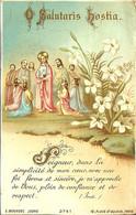 ROUEN SAINT VINCENT NOMS DES 24 ENFANTS QUI ONT FAIT LEUR PREMIERE COMMUNION LE 20 MAI 1894 SIGNATURE - Devotion Images
