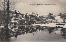 21-SEMUR EN AUXOIS-N°T2930-H/0281 - Semur