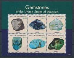 Antigua 2016  Minerals Minéraux  MNH - Minéraux