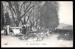 Sollies Pont: L'enclos (lavandières) - Sollies Pont