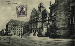 CASSEL, NEUES RATHAUS. ALEMANIA GERMANY DEUTSCHLAND - Unclassified