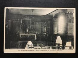 39 -  SALINS LES BAINS - Intérieur De La Chapelle De L'hopital - 1197 - Altri Comuni