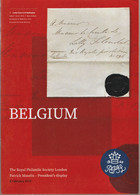 BELGIUM, Patrick Maselis Collection, Display To The RPSL, 2018 Brochure, Stamps & Postal History - Filatelia E Storia Postale