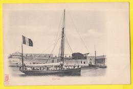 Bateau Paquebot Navire Marine De Guerre EPERLAN - Krieg