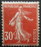 FRANCE Semeuse N°160 Neuf ** - 1906-38 Sower - Cameo