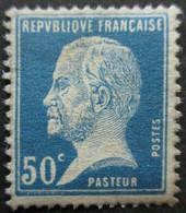 FRANCE Type Pasteur N°176 Neuf ** - 1922-26 Pasteur