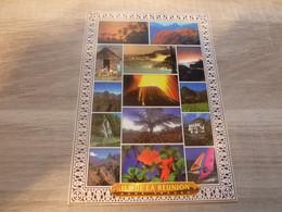 ILE DE LA REUNION - MULTI-VUES - EDITIONS NOOR AKHOUN - ANNEE 1995 - - Altri