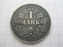 Germany 1 Mark 1904 G - 1 Mark