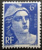 FRANCE Marianne De Gandon N°720 Neuf ** - 1945-54 Marianne Of Gandon
