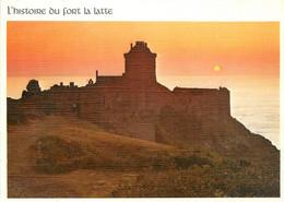 CPSM L'Histoire Du Fort La Latte    L25 - Ohne Zuordnung