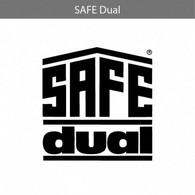 Reliure Safe Avec étui De Protection Contenant Les Feuilles Pré Imprimées Safe-dual SPM 2004-2012 - Encuadernaciones Y Hojas