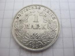 Germany 1 Mark 1907 E - 1 Mark