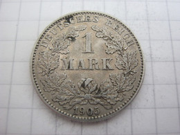 Germany 1 Mark 1905 G - 1 Mark