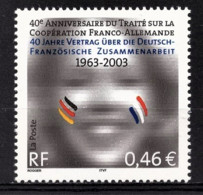 FRANCE 2003 -  Y.T. N° 3542 - NEUF** - Ongebruikt