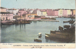 ITALIA  - LIVORNO - Leggi Testo, Animata, Viag.1904 - 2020-E-240 - Livorno