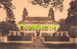 CPA CHATEAU DE GUYGOVEN LIMBOURG PAR CORTESSEM KORETESSEM - Kortessem