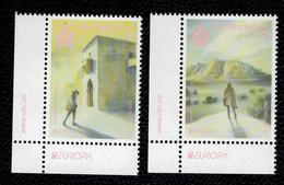 San Marino 2020 Europa – Antiche Tratte Postali 2v  Complete Set ** MNH - Ungebraucht