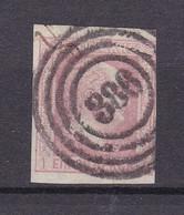 Preussen - 1857 - Michel Nr. 6 - Gestempelt - 35 Euro - Preussen