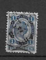 1890 USED österreich, Mi 61, Gestempeld - Usati