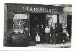 CPA ETS Fraissinet à Mauriac ( Cantal) - Mauriac