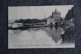 CHARLEVILLE - Vue Sur La Meuse,le Vieux Moulin. - Charleville