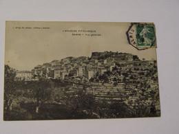 ARDECHE-BANNE-VUE GENERALE - Other Municipalities