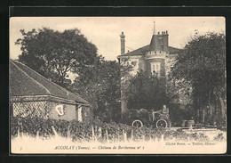 CPA Accolay, Chateau De Berthereau No. 1 - Zonder Classificatie