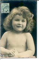 Joli Bébé Potelé Souriant - Portretten