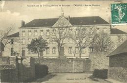 VANNES -- Sainte-Anne De Trussac, Maison De Retraites, Rue De Conleau                              -- David - Vannes