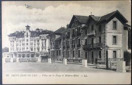 """FRANCE, FRANCIA......"""" SAINT JEAN DE LUZ """" ........Villas Sur La Plage - Saint Jean De Luz"""