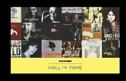 Norway 2020 Mih. 2032/34 Music Legends. Rockheim Hall Of Fame. Toneff. Sivertsen. Fjeld (prestige Booklet) MNH ** - Unused Stamps