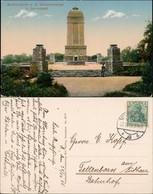 Ansichtskarte Darmstadt Bismarckturm Auf Dem Donnersberg 1914 - Darmstadt