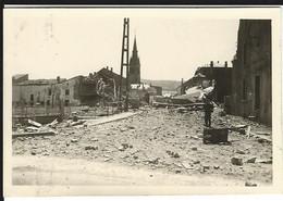 St Mard, Photo 1940 Prise Par Soldat Allemand. - Virton