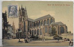 [ FLA OR  ]  Gand --  (  65  )    Cathédrale St Bavon - Gent