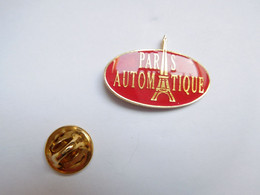 Beau Pin's , Paris Automatique , Tour Eiffel - Ciudades