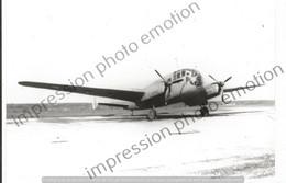 PHOTO AVION NC 701 MARTINET  12X18CM - Aviación